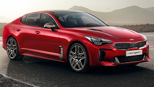 upgraded kia stinger revealed in european specification