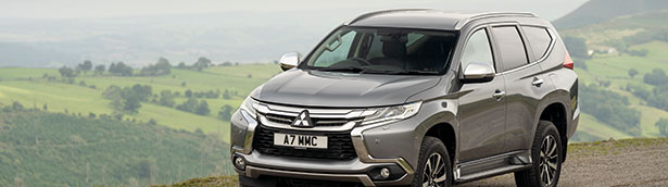 Mitsubishi shogun sport: the UK's most capable seven-seat 4x4 is now even better value