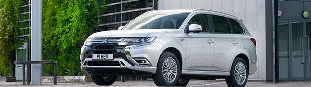 Mitsubishi Outlander PHEV still the UK's favorite plug-in hybrid SUV in 2020