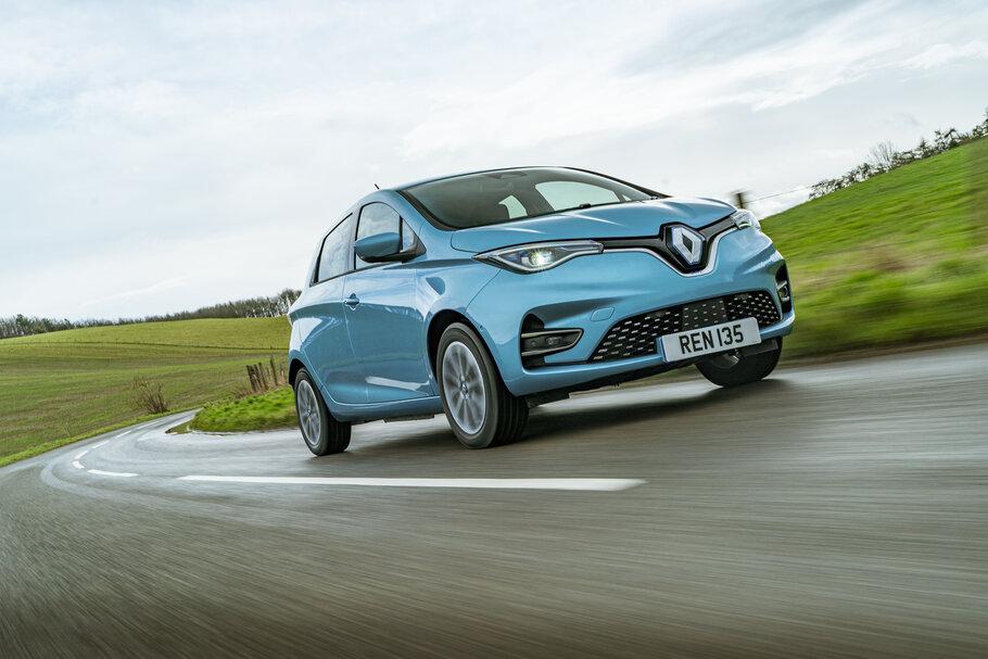 New Renault Zoë