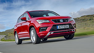 Seat Ateca named what car? Used car of the year