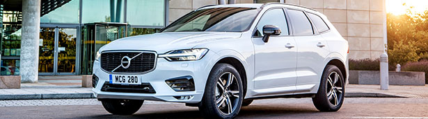 Volvo XC60 crowned best used large SUV in the what car? Used car of the year awards