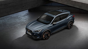 CUPRA starts production of the new Formentor