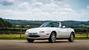 Mazda expands official mx-5 restoration parts programme for mk1 owners in Europe