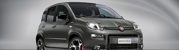 Fiat Panda refreshed for model year 2021