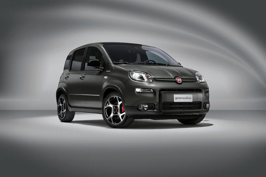 2021 Fiat Panda Sport1