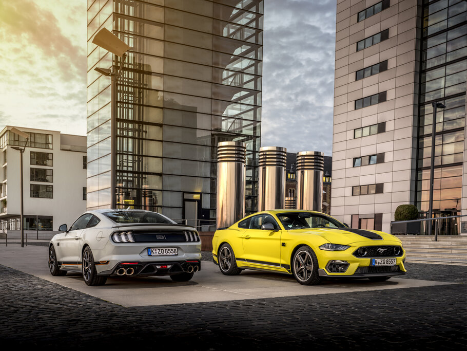 2021 Ford Mustang Mach 11