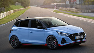 Hyundai motor unveils latest high-performance model, the all-new Hyundai i20 n