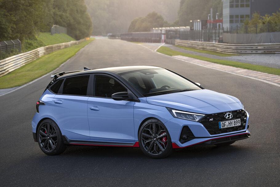 2021 Hyundai i20 N New1