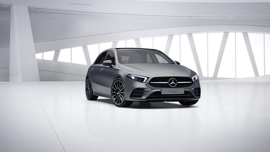 2021 Mercedes-Benz A-Class1