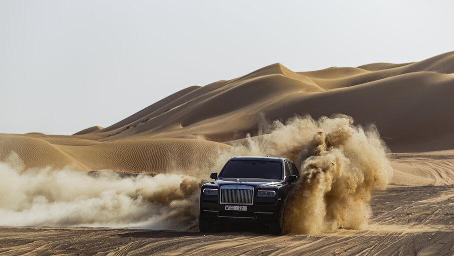 2021 Rolls-Royce Cullinan1