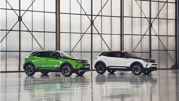 Vauxhall releases UK-shot content of all-new Mokka-e and Mokka