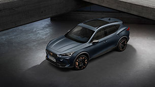 A new benchmark in the performance SUV category: CUPRA Formentor prices and specifications announced
