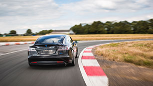 Lightning bolt…EV driving experiences overtake petrol supercars with faster acceleration a major draw
