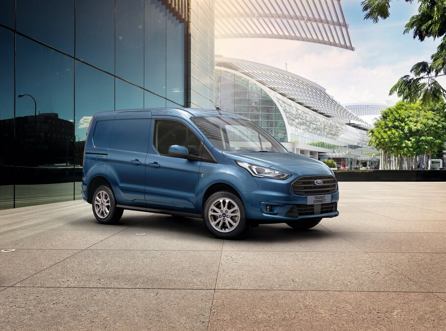 Ford Transit Connect1