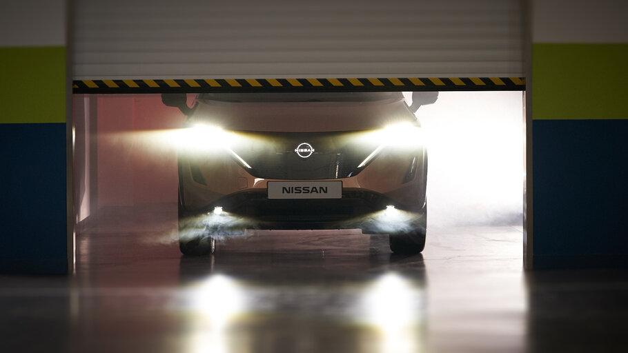 Nissan Ariya is touching ground in Europe