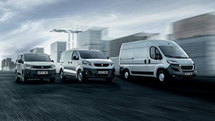 peugeot stars at inaugural what car? van awards