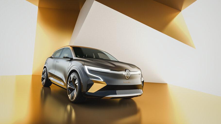 Renault Megane eVision1
