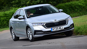 Skoda Octavia named auto express car of the year