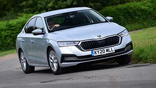 Skoda Octavia named auto express car of the year