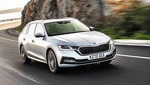 Skoda loads up with Autocar silverware as the new Octavia is named best family car 2020