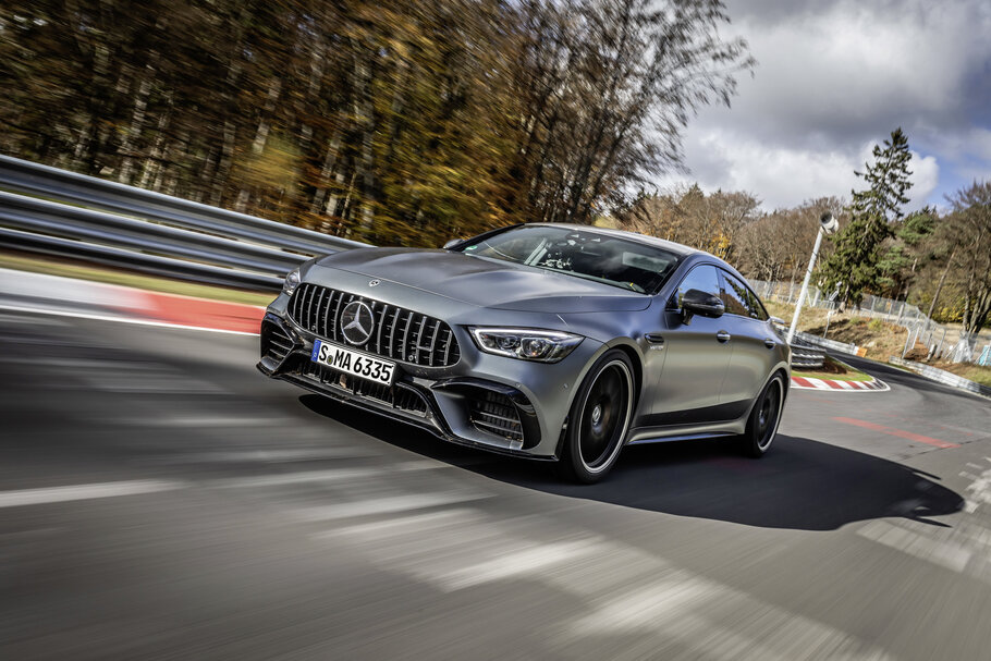 Mercedes-AMG GT 63 S 4MATIC+, 2020