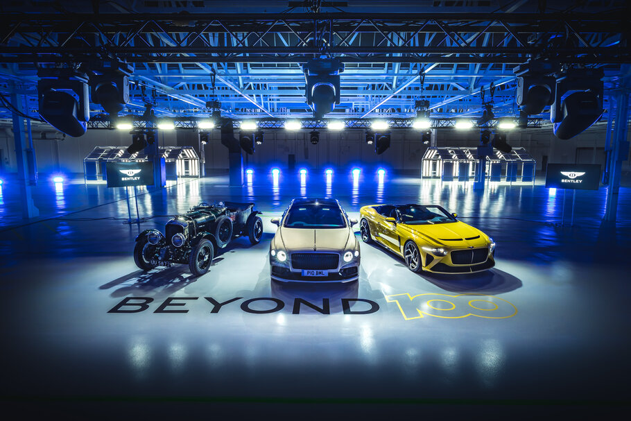 2021 Bentley Beyond1001