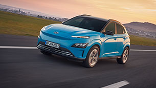 Design, technology, zero emissions: new Kona electric comes with a series of updates