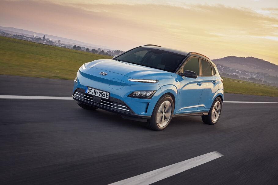 2021 Hyundai Kona Electric1