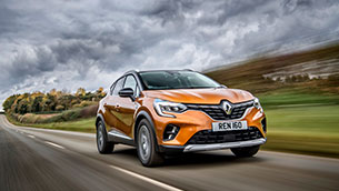 All-new Renault Captur e-tech plug-in hybrid - press kit now available