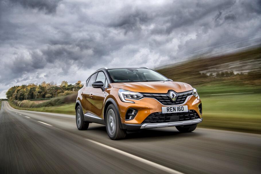 2021 Renault Captur PHEV1