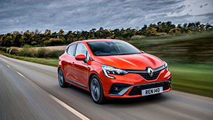 all-new renault clio e-tech hybrid - press kit now available