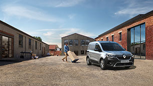 Renault pro+ unveils the all-new Renault Kangoo van