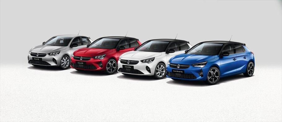 2021 Vauxhall Corsa SRi Nav Premium1