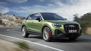 Better by design – the new generation Audi SQ2