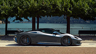 Automobili pininfarina and deutsche telekom create the world's first globally- connected hypercar