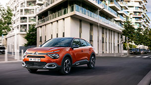 Citroen UK announces retail launch offers for new c4 and e-c4 – 100% electric