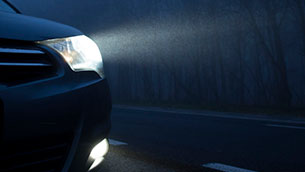 Stay on the bright side of the road this winter, says gem motoring assist