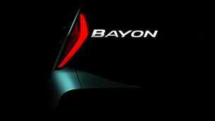 Hyundai Motor announces name of its all-new SUV: Hyundai Bayon