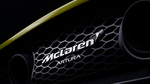 All-new Artura confirmed as McLaren's next-generation high-performance hybrid supercar