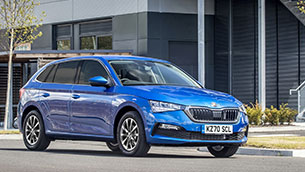 scala raises the bar for value as Škoda introduces fleet-focussed se technology model