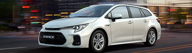 Suzuki introduces the new Swace