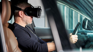 Volvo is Using Gaming Technology to Develop Safer Cars