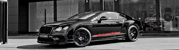 Bentley Continental Tuning by Wheelsandmore