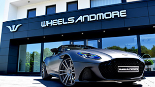 Aston Martin DBS Superleggera Tuning