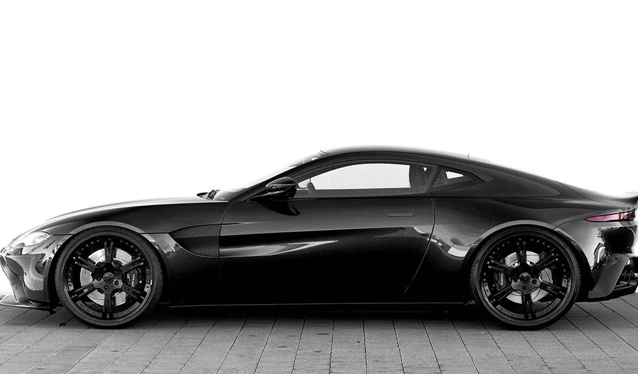2019 Aston Martin New Vantage1