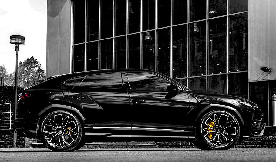 2019 Lamborghini Urus Tuning1