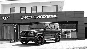 Mercedes G63 AMG Tuning up to 780hp by Wheelsandmore