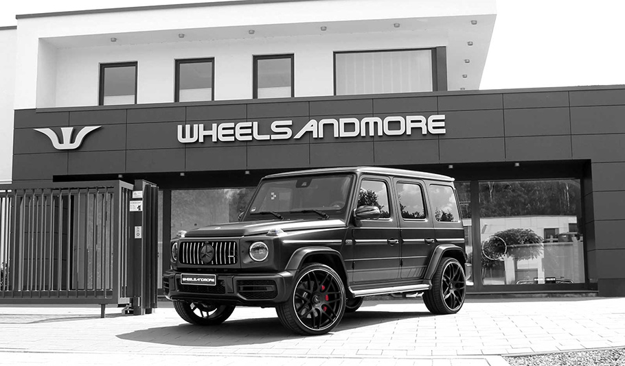 2019 Mercedes G63 AMG Tuning up to 780hp1