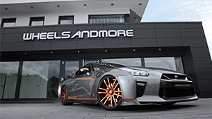 "nissan gt-r tuning project ""crankzilla"" by wheelsandmore"
